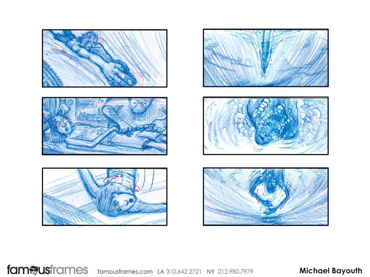 Michael Bayouth*'s Film/TV storyboard art (Image #212_14_1380042993)