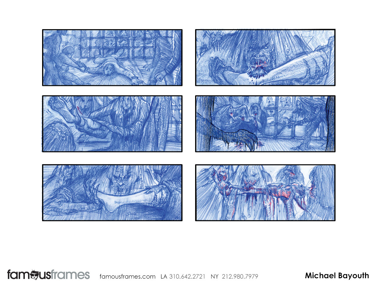 Michael Bayouth*'s Film/TV storyboard art (Image #212_14_1380043015)