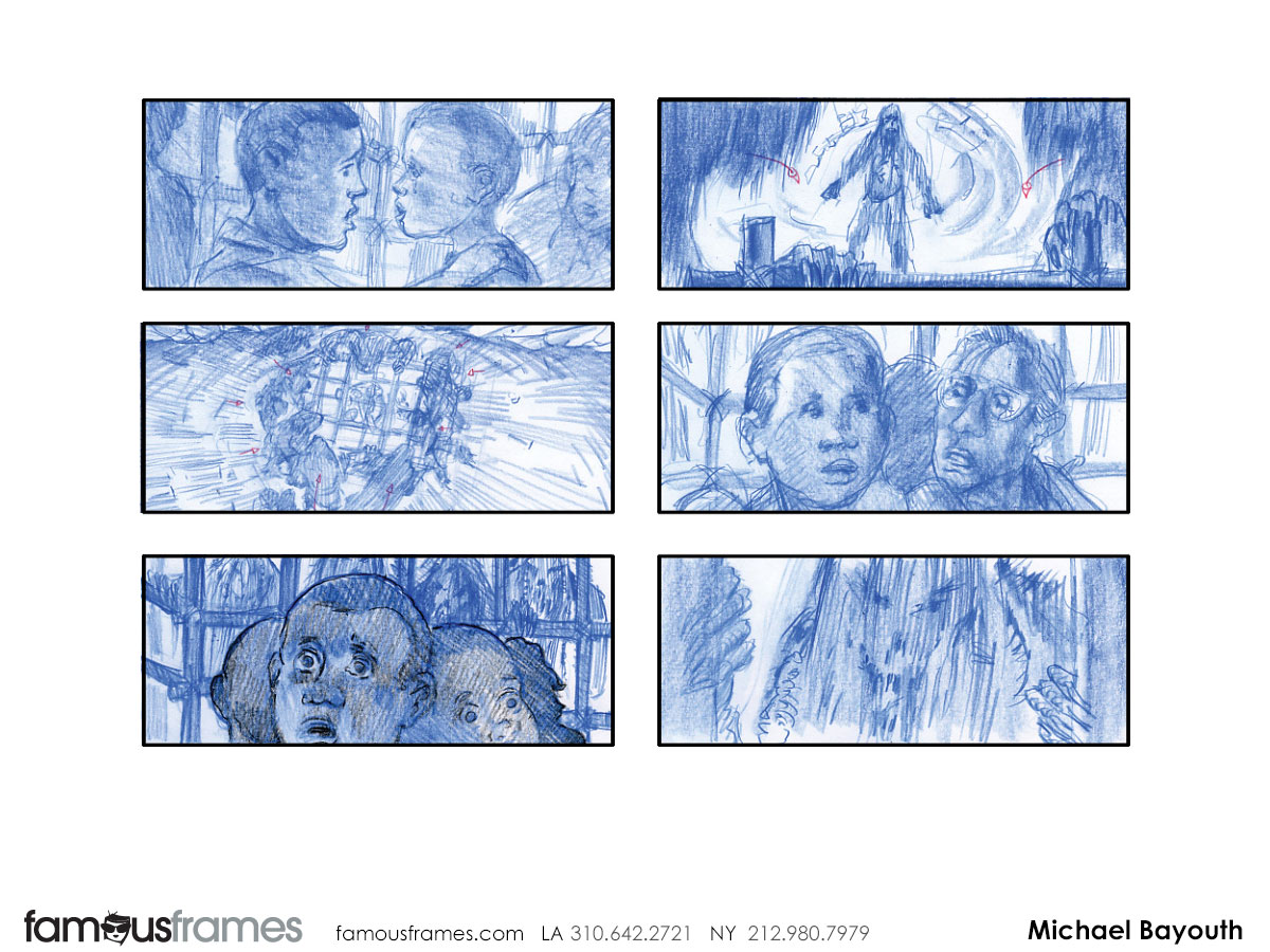 Michael Bayouth*'s Film/TV storyboard art (Image #212_14_1380043043)