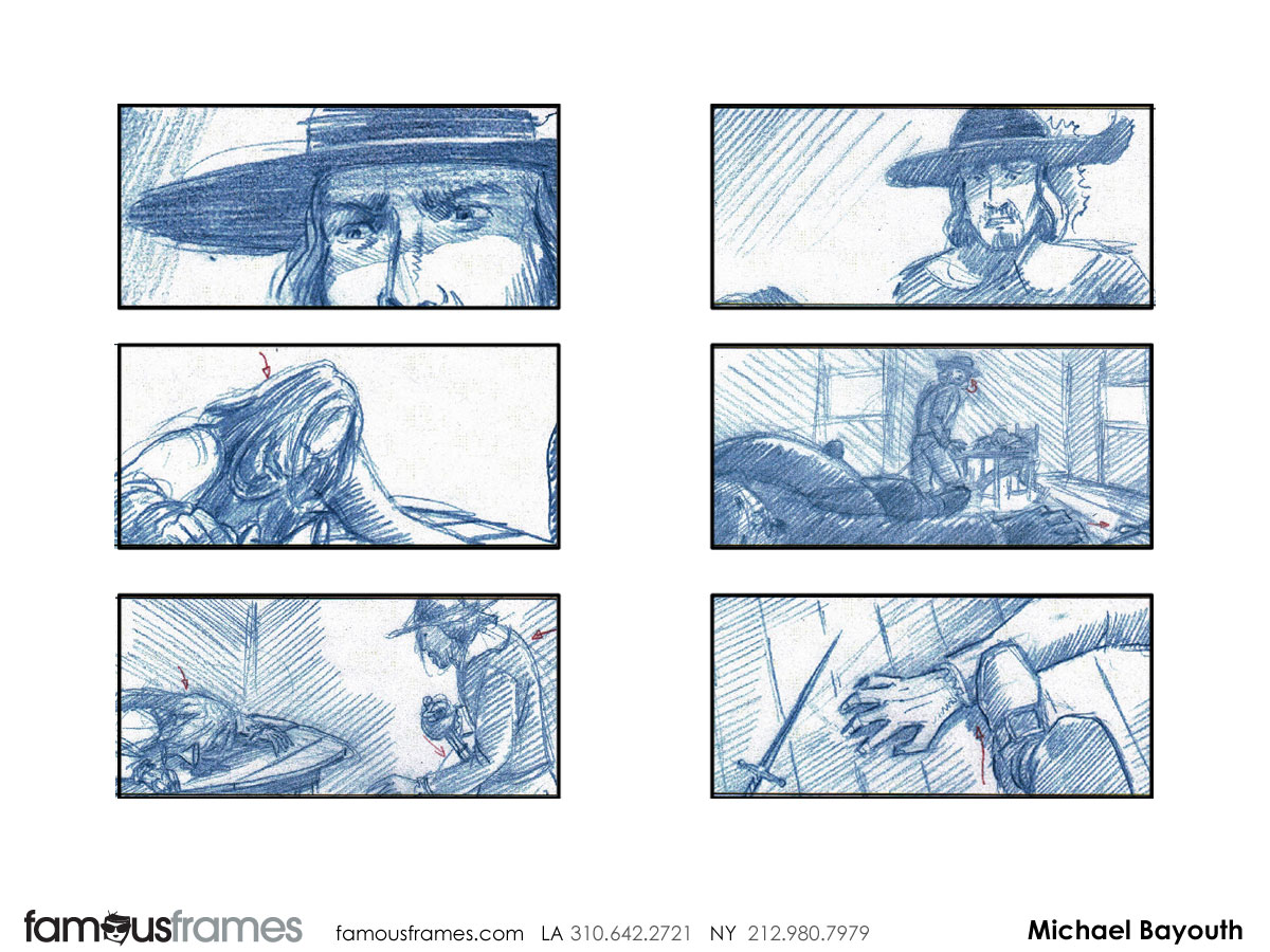 Michael Bayouth*'s Film/TV storyboard art (Image #212_14_1380043408)