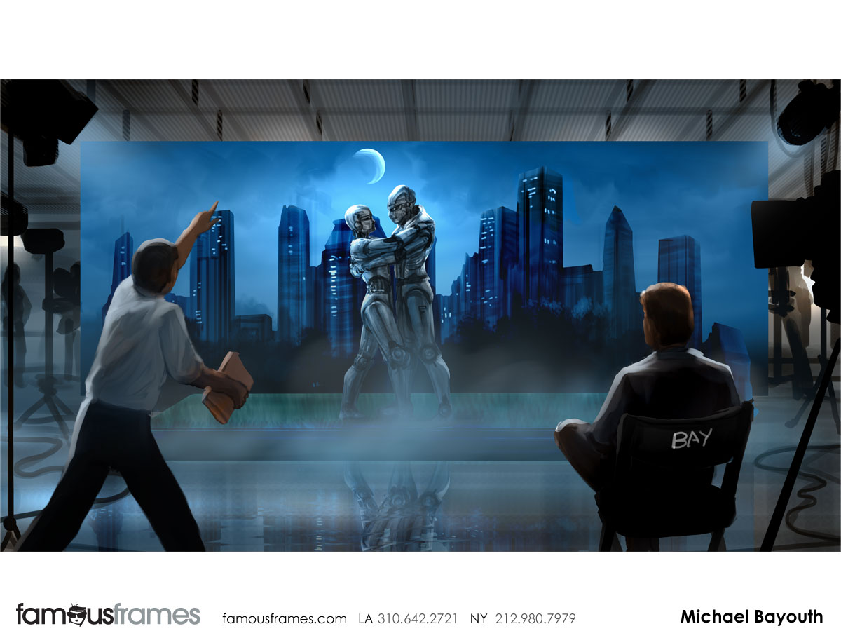 Michael Bayouth*'s Film/TV storyboard art (Image #212_14_1407270994)