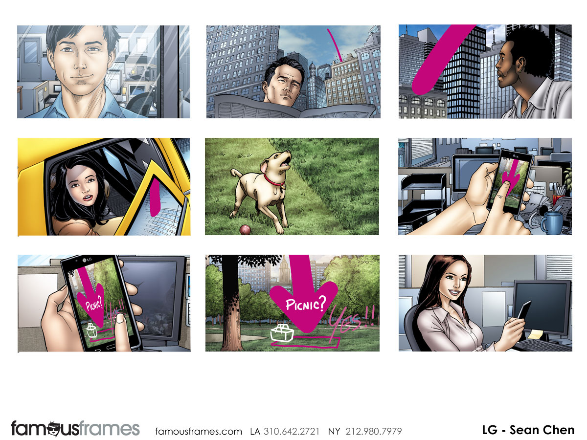 Sean Chen's People - Color  storyboard art (Image #216_19_1345573181)