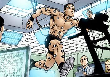 Sean Chen's Action storyboard art