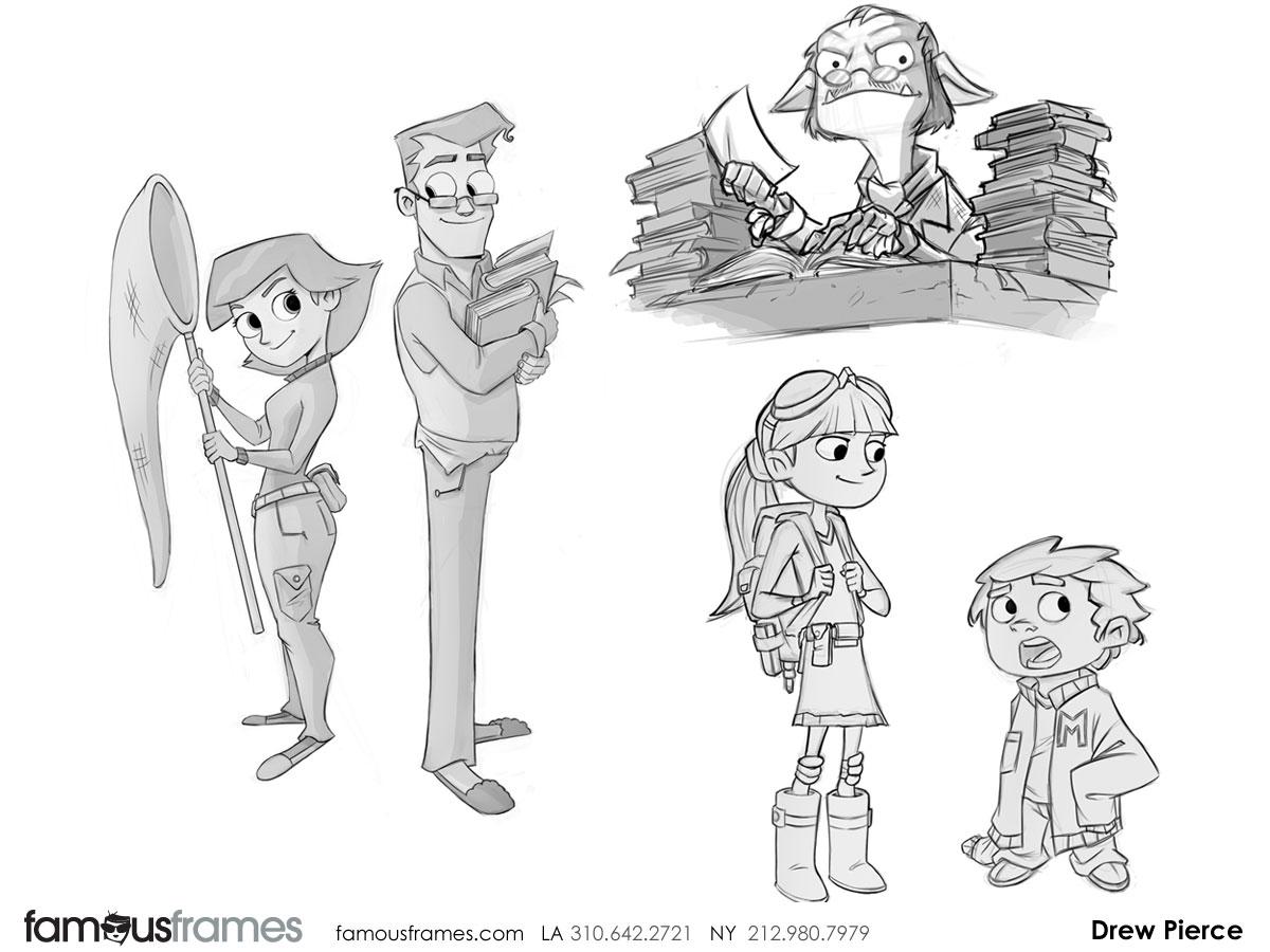 Drew Pierce's Characters / Creatures storyboard art (Image #218_106_1370902235)