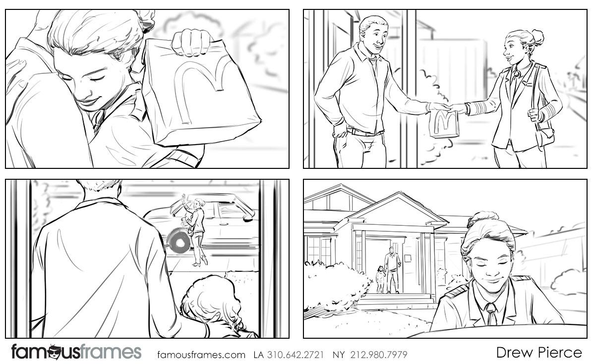 Drew Pierce's People - B&W Line storyboard art (Image #218_114_1550273869)