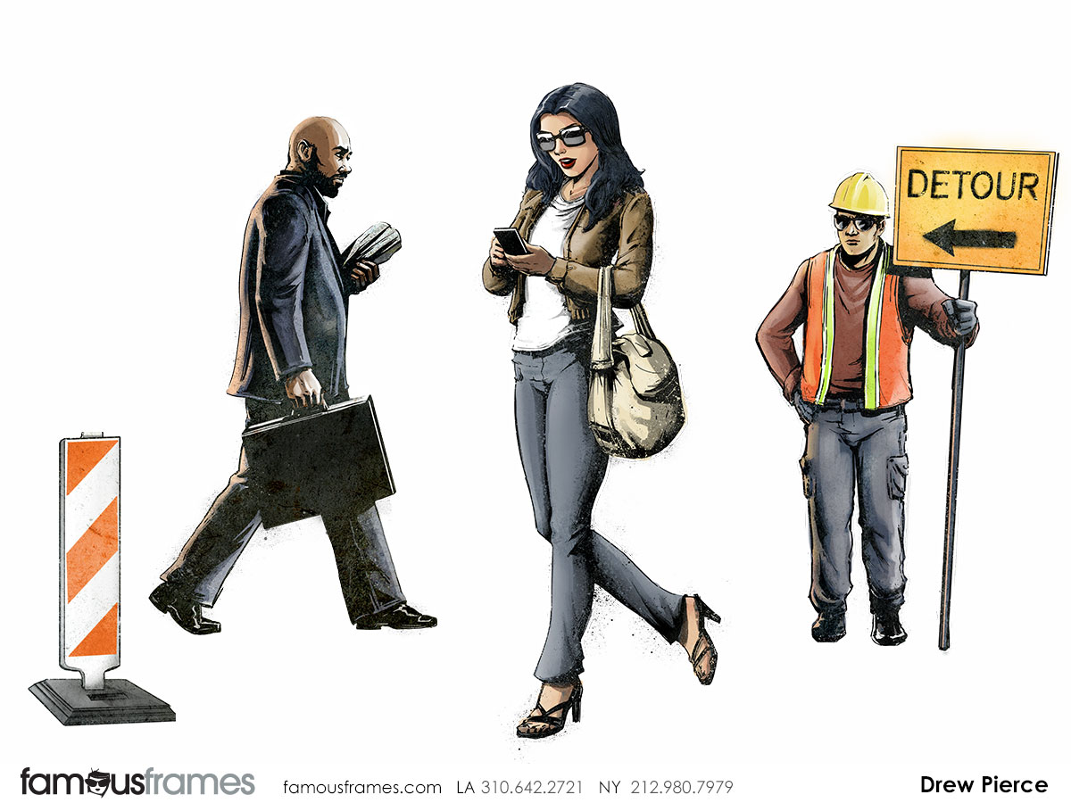 Drew Pierce's People - Color  storyboard art (Image #218_19_1466032686)
