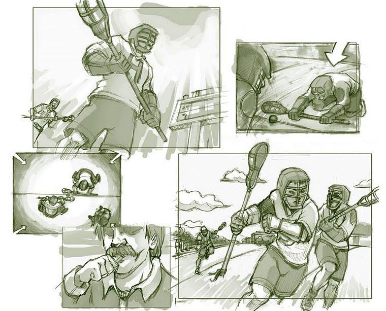 Drew Pierce's Action storyboard art (Image #218_4_1343938299)