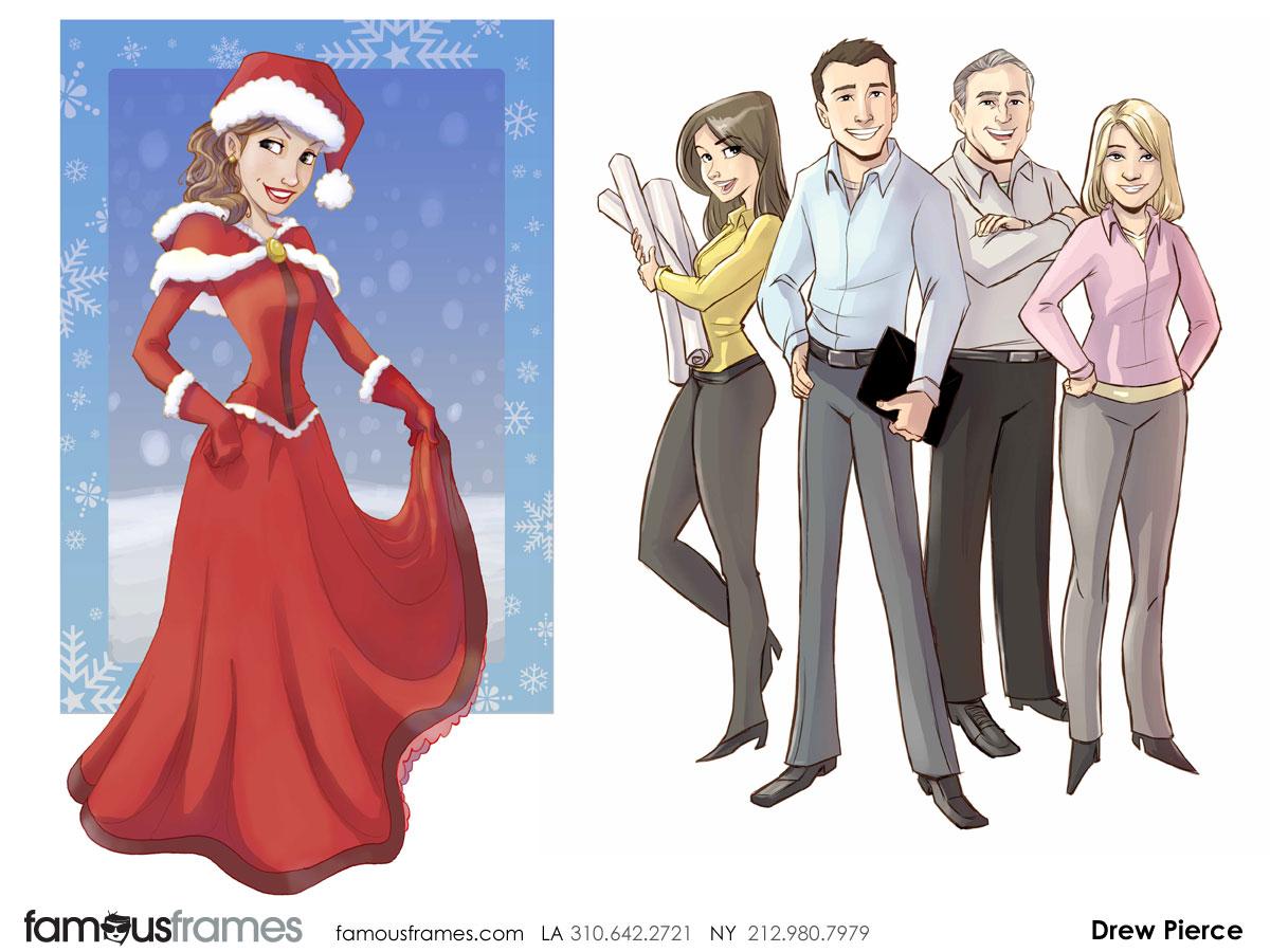 Drew Pierce's Characters / Creatures storyboard art (Image #218_8_1339609558)