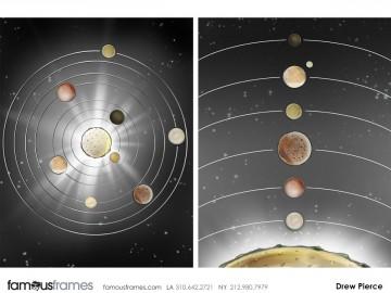 Drew Pierce's Key Art / Posters storyboard art