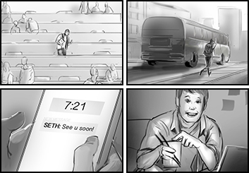 Lee Milby's Shootingboards storyboard art
