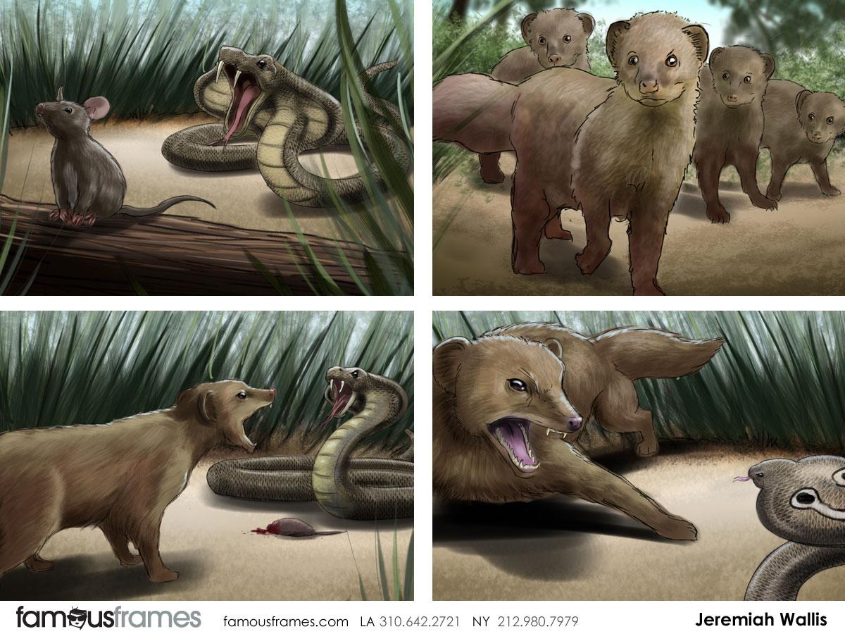 Jeremiah Wallis's Wildlife / Animals storyboard art (Image #223_6_1375225952)