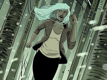 Jeremiah Wallis's Comic Book storyboard art