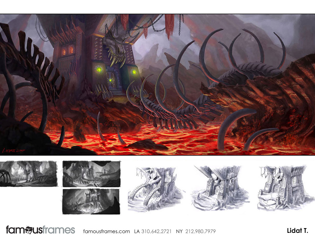 Lidat Truong*'s Concept Environments storyboard art (Image #226_101_1367367742)