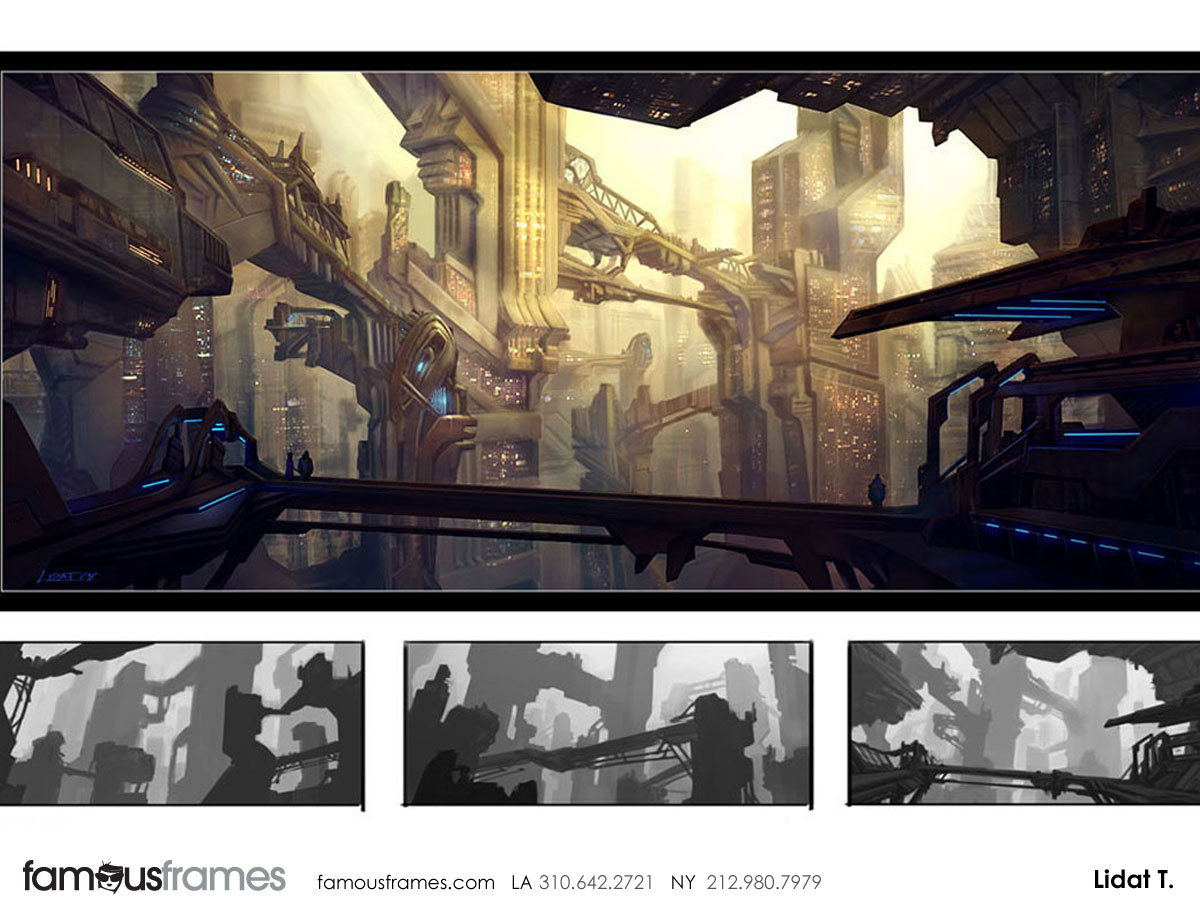 Lidat Truong's Concept Environments storyboard art (Image #226_101_1367367793)