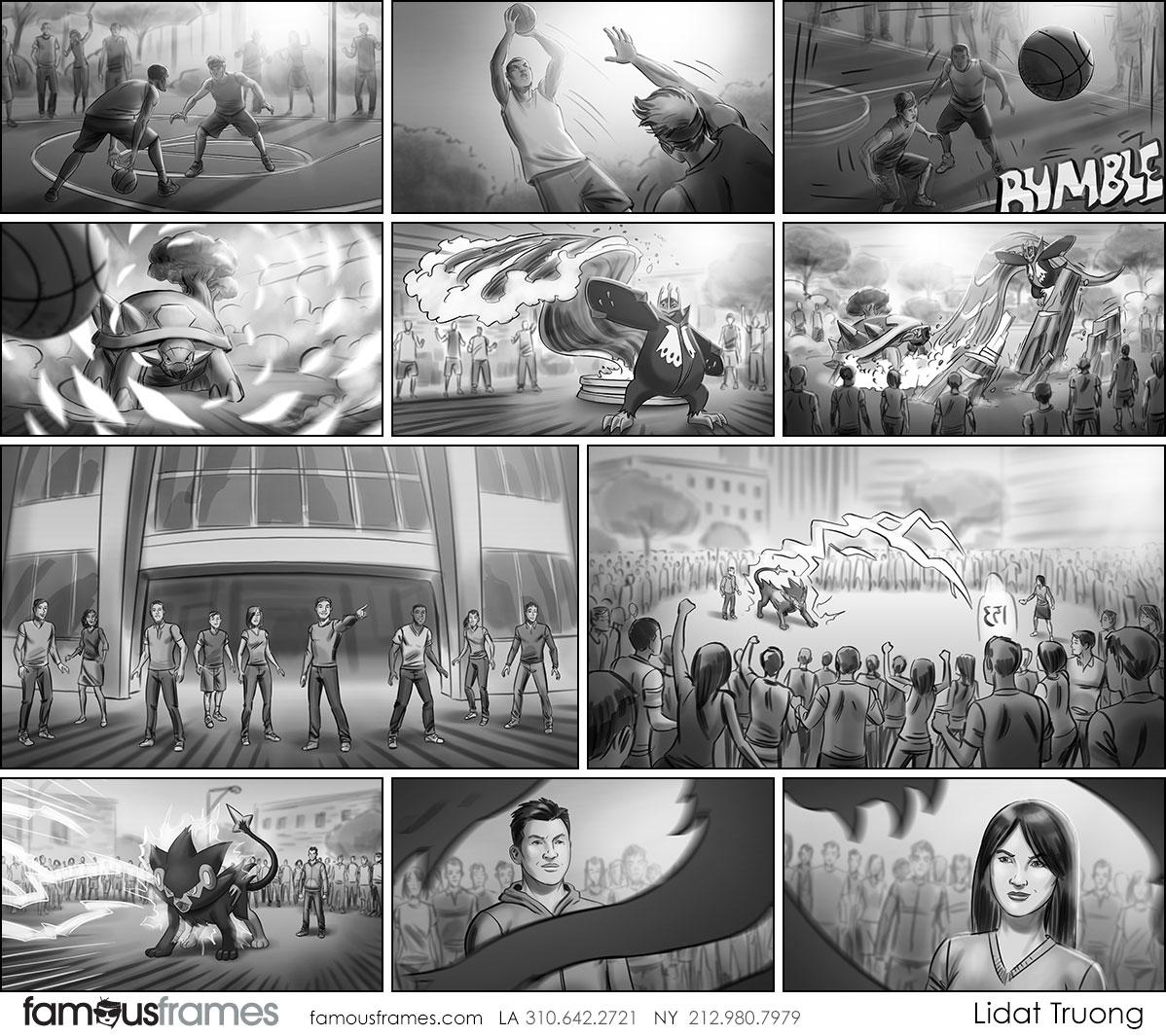 Lidat Truong*'s Sports storyboard art (Image #226_113_1550004653)