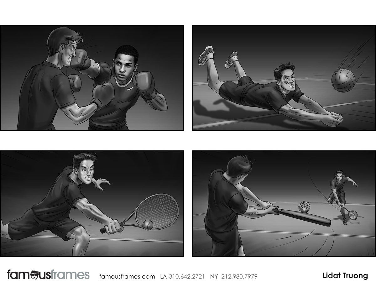 Lidat Truong*'s Sports storyboard art (Image #226_23_1438903435)