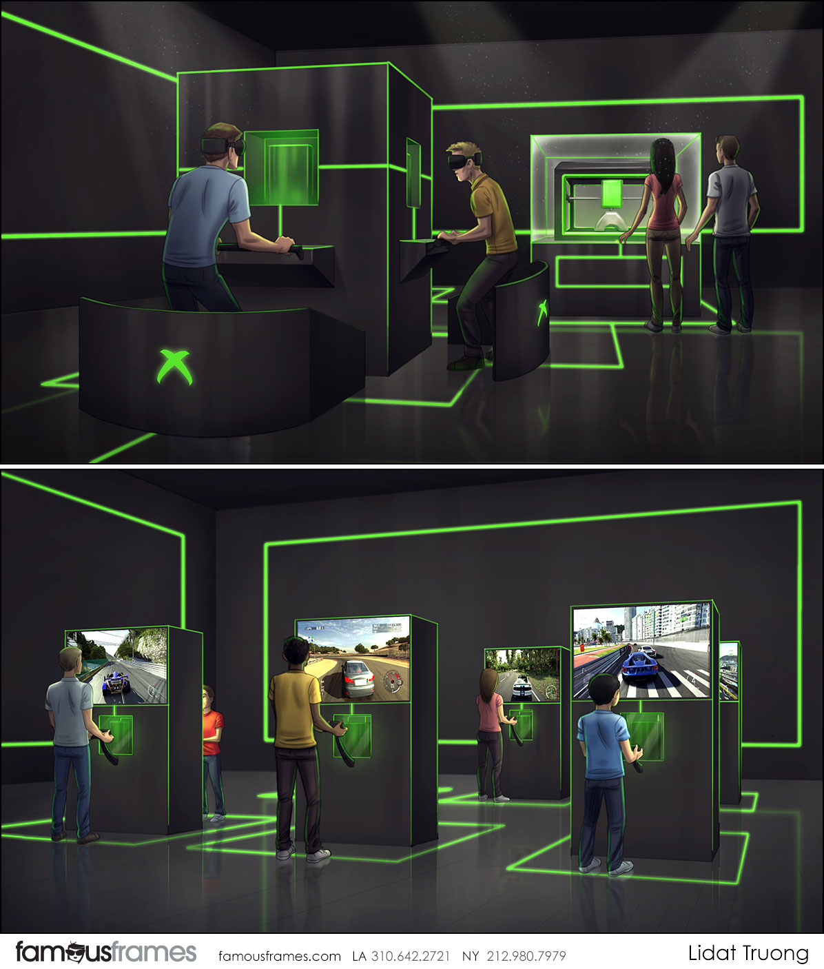 Lidat Truong's Events / Displays storyboard art (Image #226_41_1552670021)