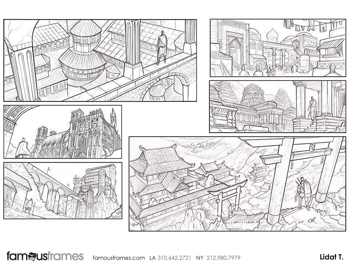 Lidat Truong*'s Architectural storyboard art (Image #226_7_1344896344)