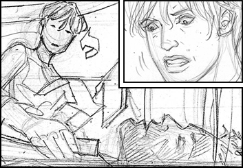 Collin Grant*'s Film/TV storyboard art
