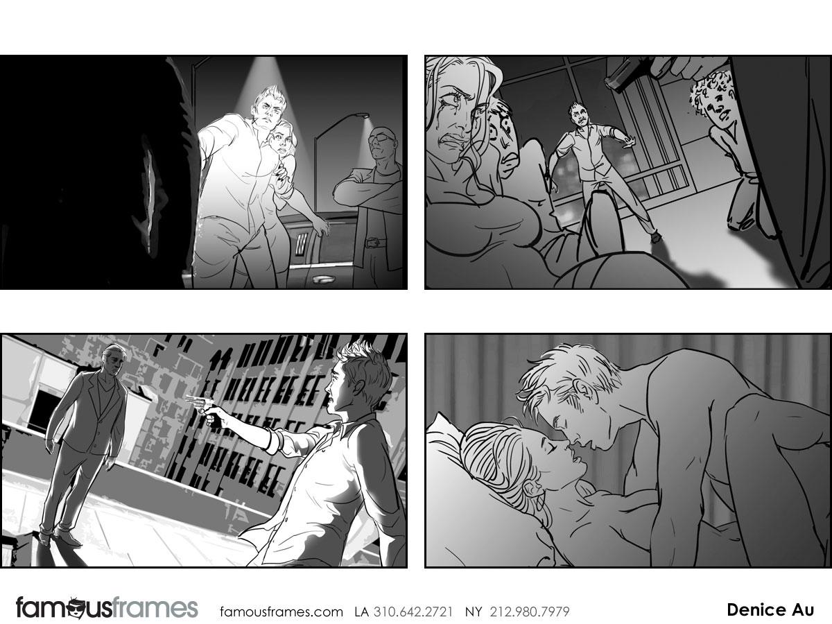 Denice Au's People - B&W Tone storyboard art (Image #2595_113_1399397074)