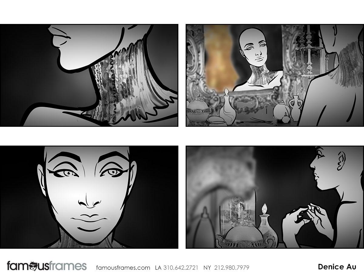 Denice Au's People - B&W Tone storyboard art (Image #2595_113_1446161059)