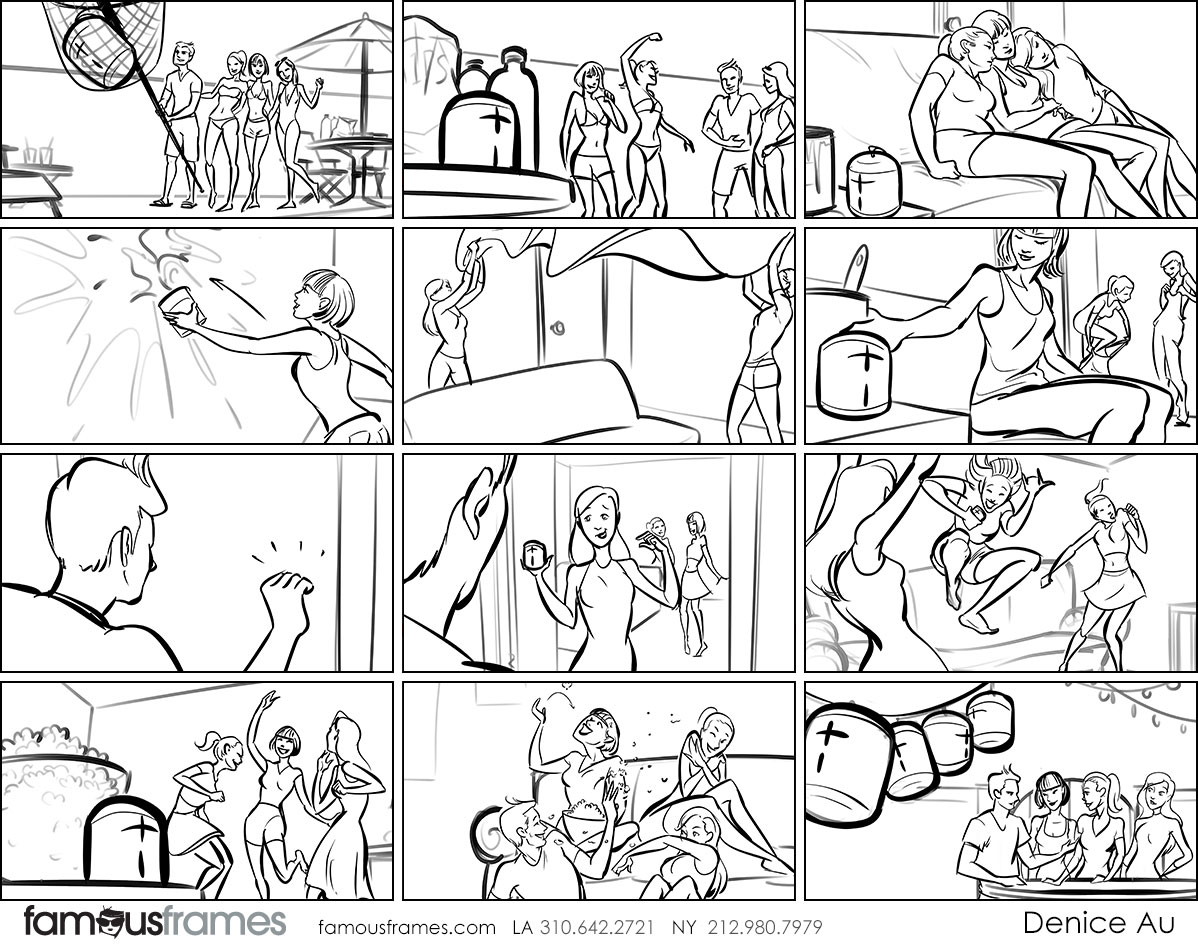 Denice Au's Action storyboard art (Image #2595_22_1517338194)