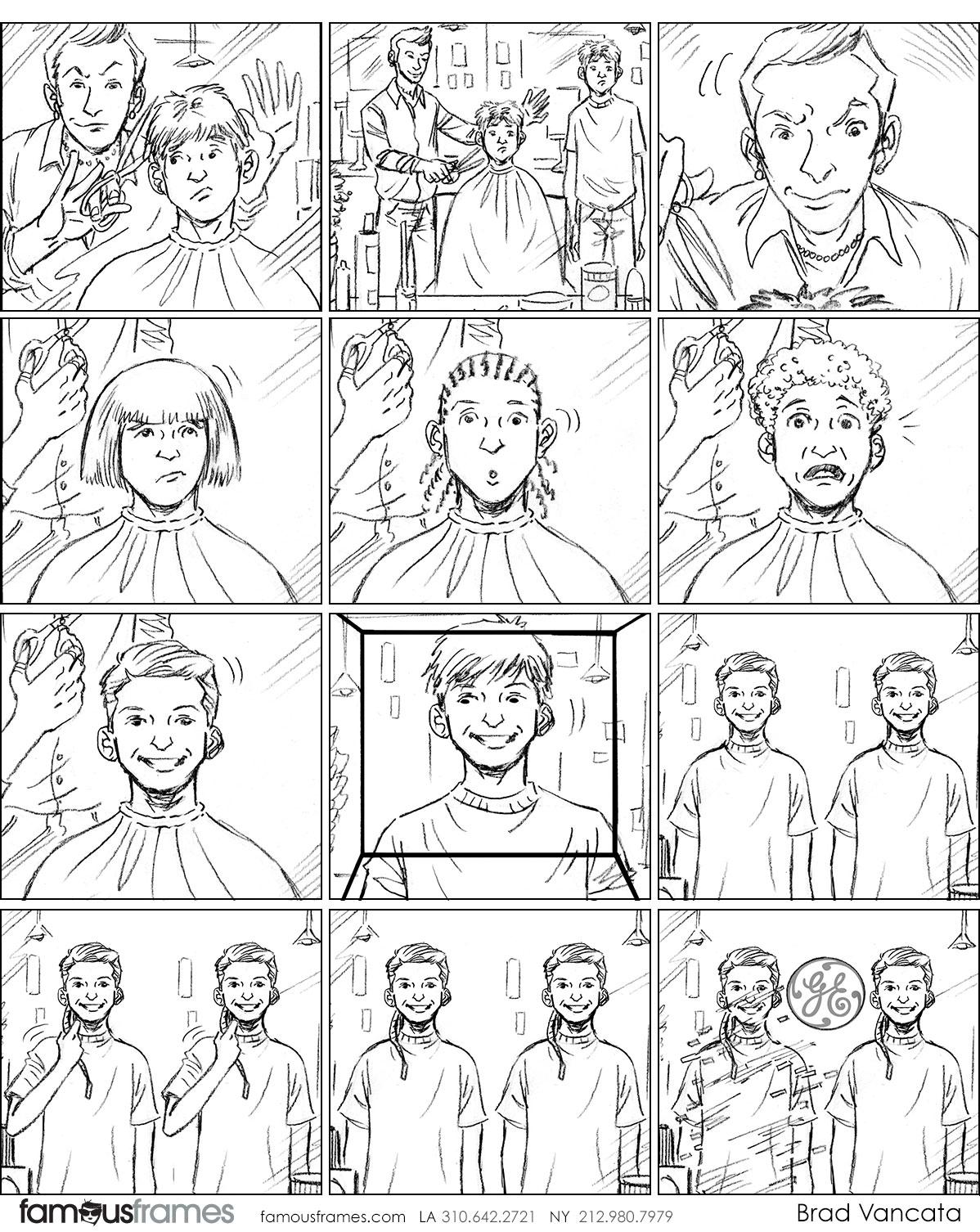 Brad Vancata's People - B&W Line storyboard art (Image #26_114_1502922542)