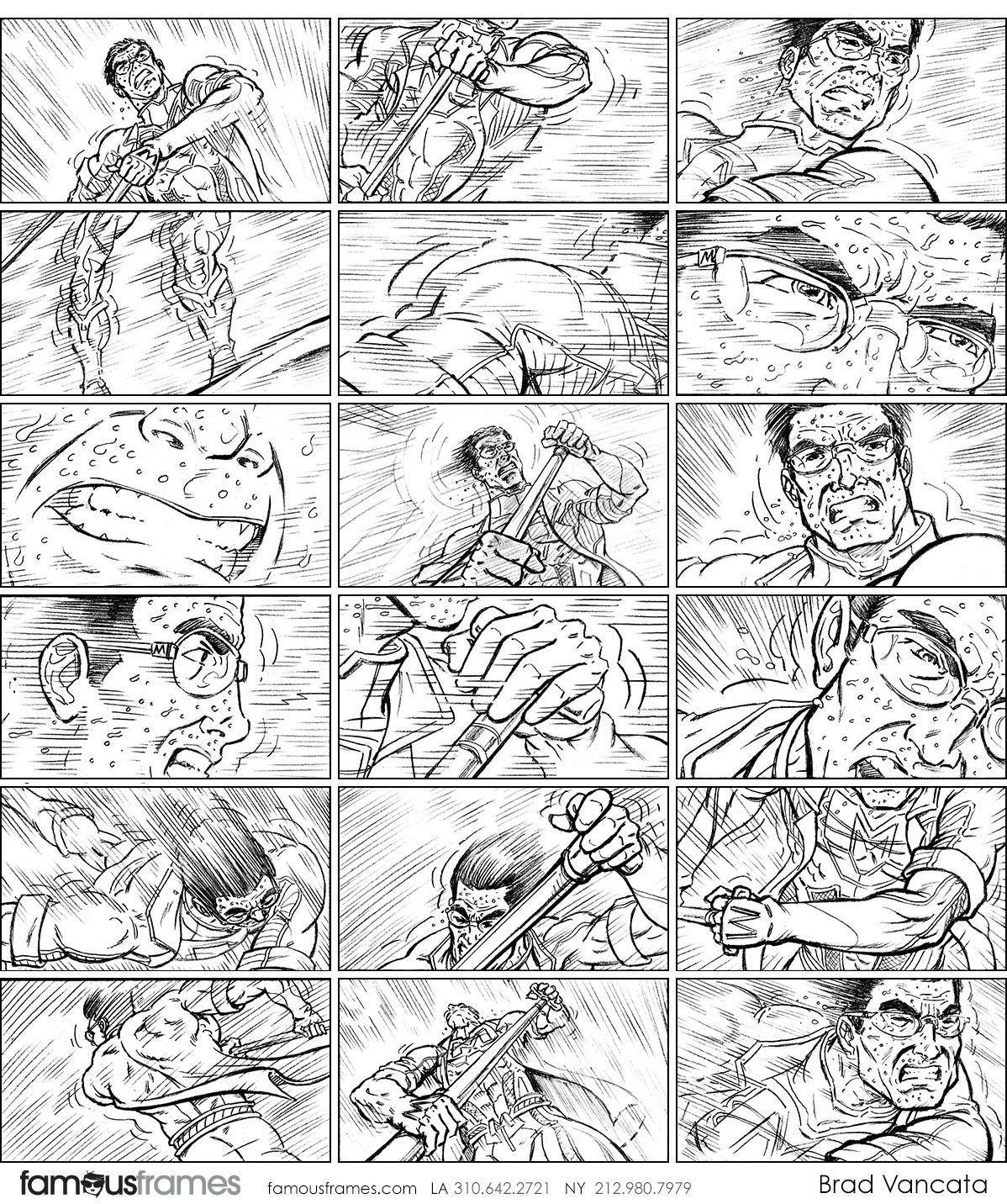 Brad Vancata's People - B&W Line storyboard art (Image #26_114_1503444262)