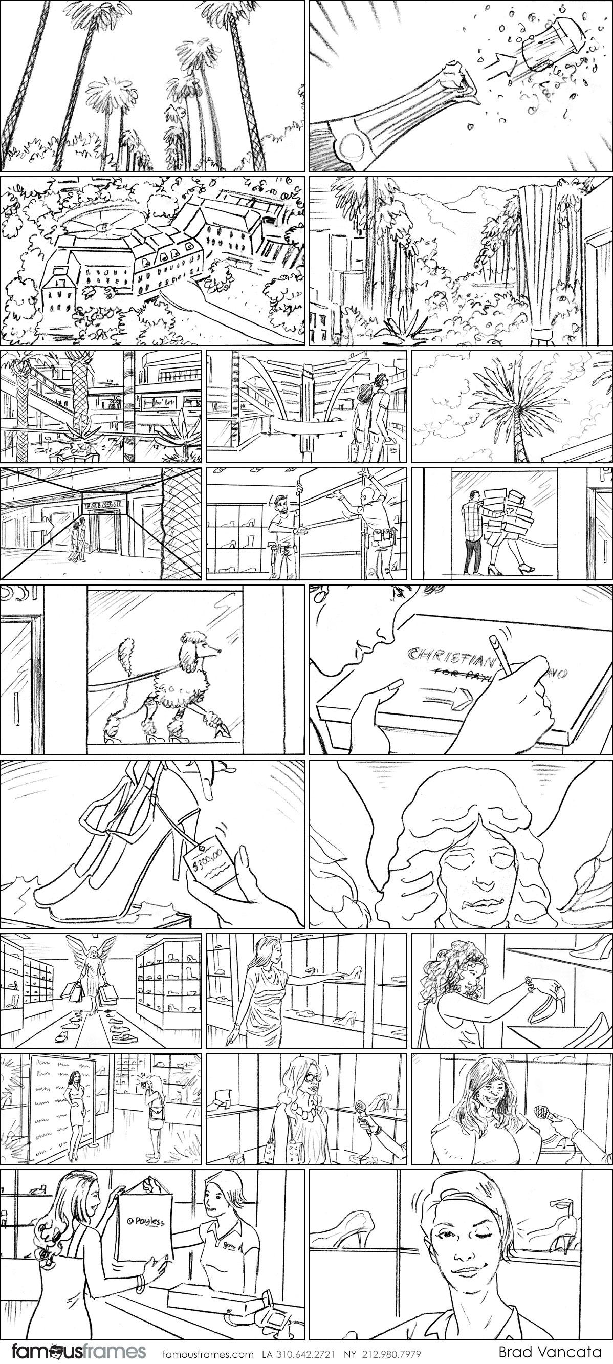 Brad Vancata's People - B&W Line storyboard art (Image #26_114_1574815204)