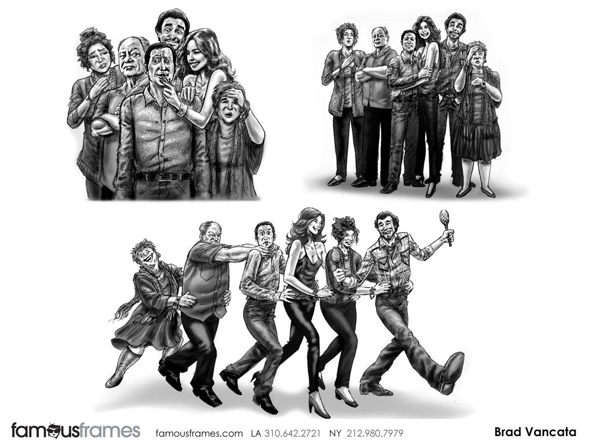 Brad Vancata's People - B&W Tone storyboard art (Image #26_17_1326129668)