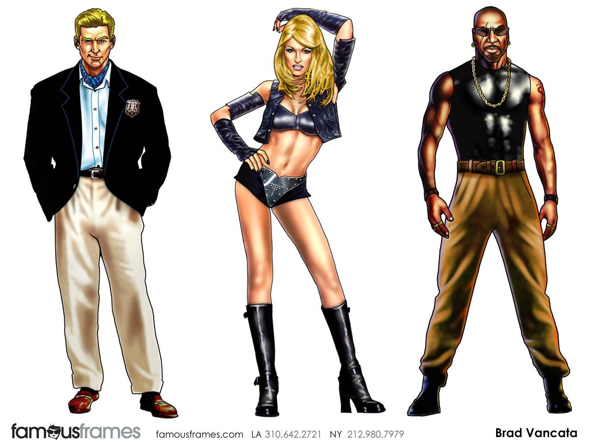 Brad Vancata's Characters / Creatures storyboard art (Image #26_8_1349991907)