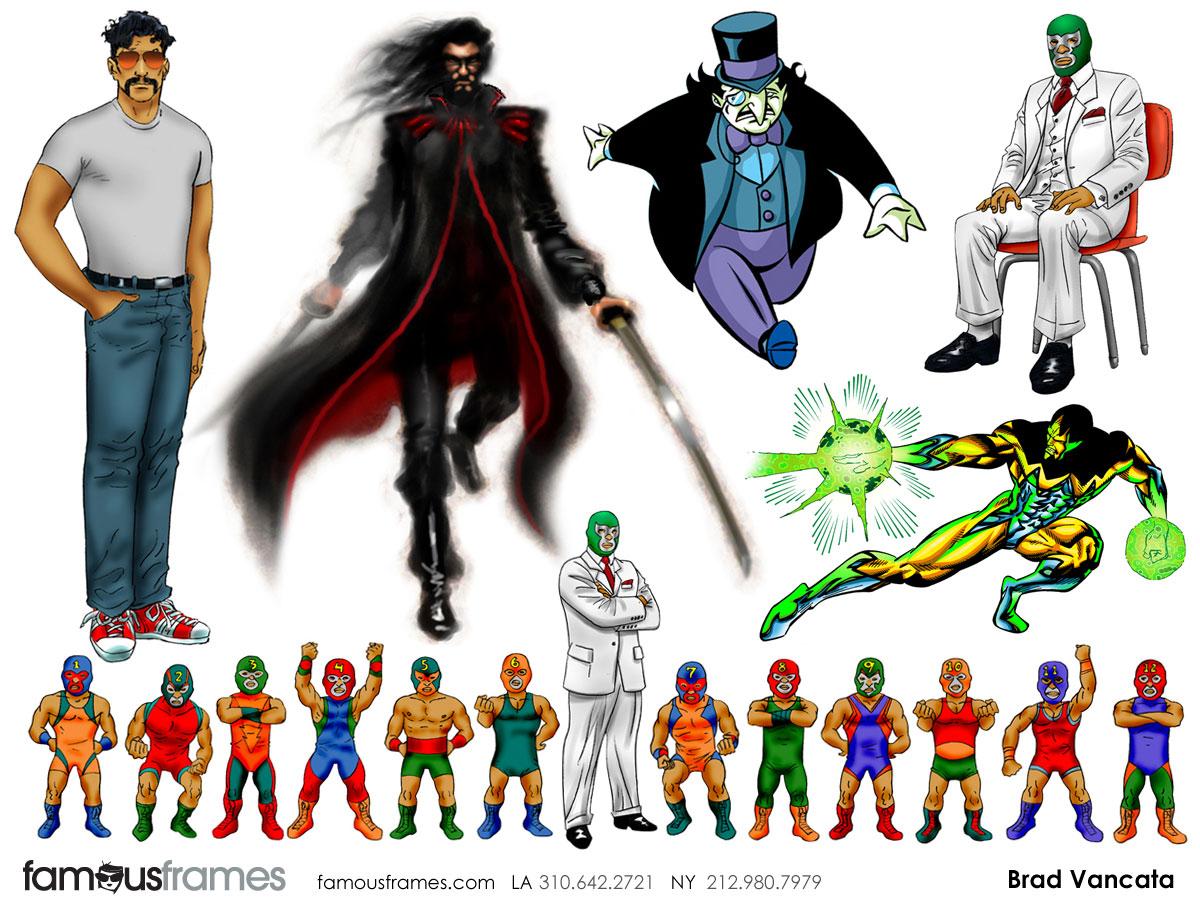 Brad Vancata's Characters / Creatures storyboard art (Image #26_8_1349991946)