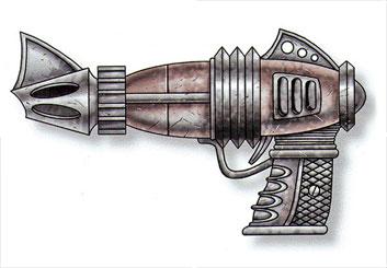 Brad Vancata's Sci-Fi storyboard art