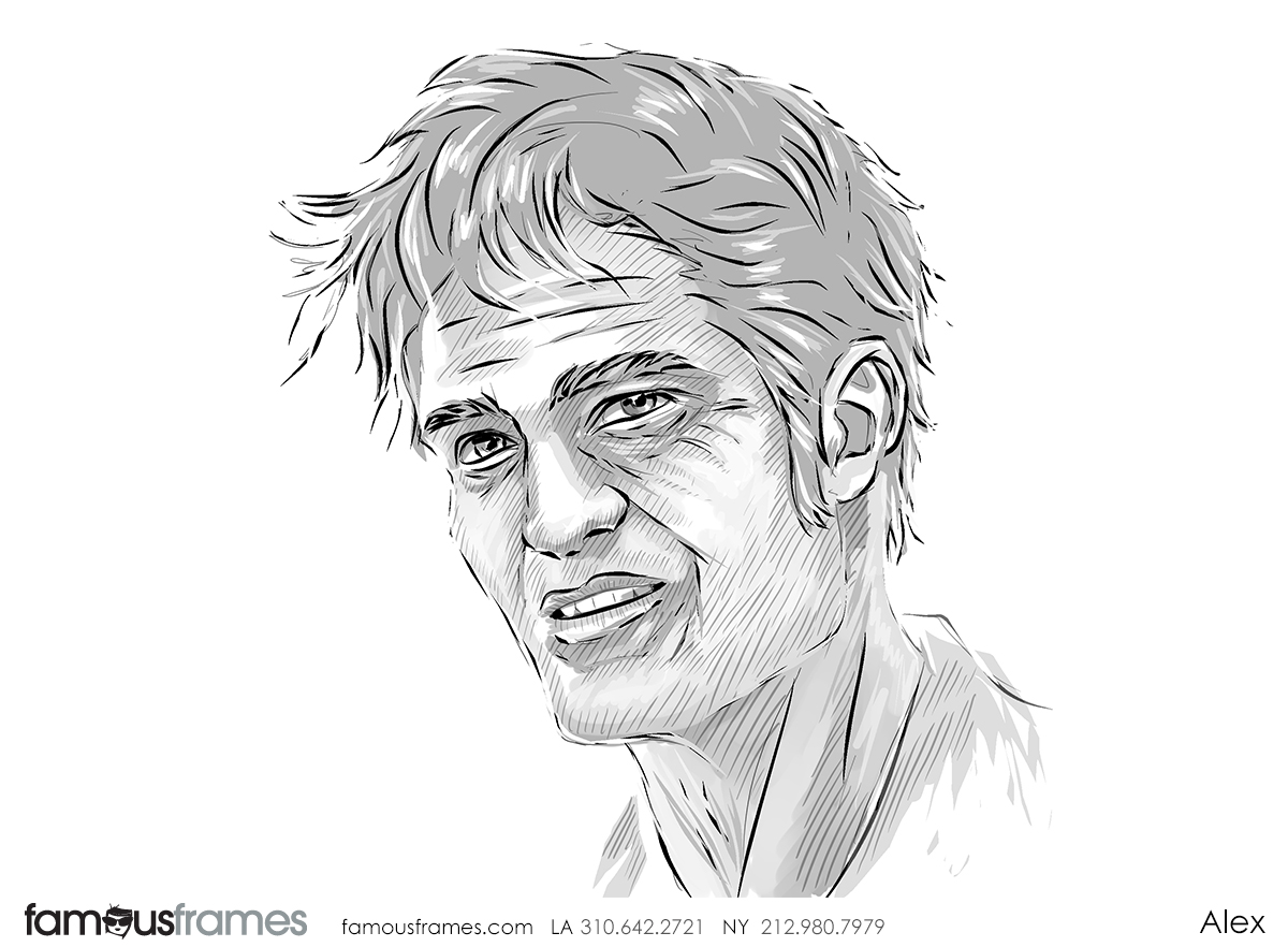 Alex's People - B&W Tone storyboard art (Image #31467_113_1592784059)