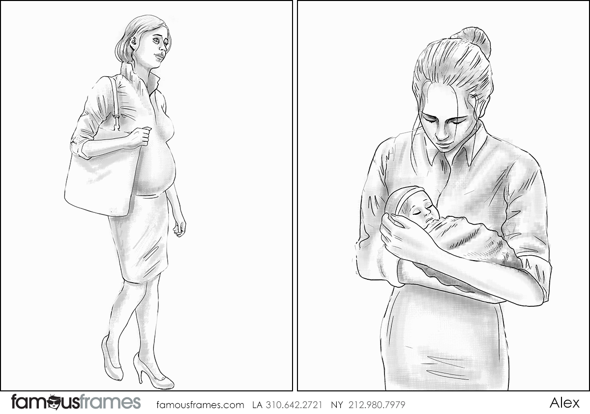 Alex's People - B&W Tone storyboard art (Image #31467_113_1592785107)