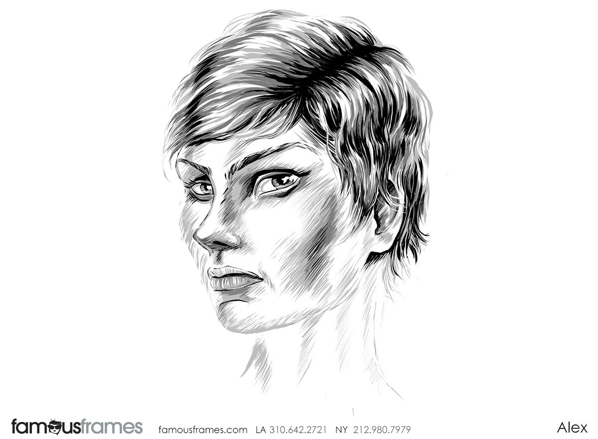 Alex's People - B&W Tone storyboard art (Image #31467_113_1592785289)