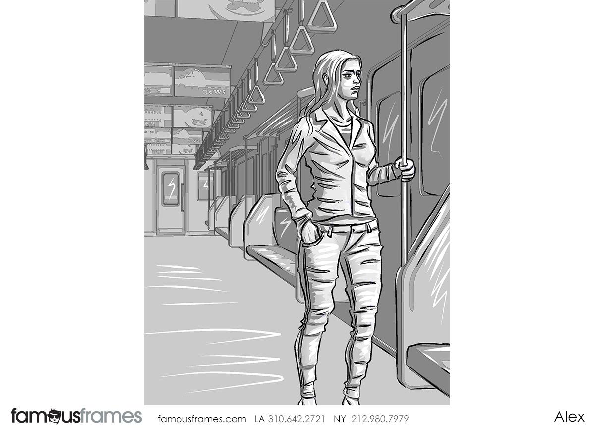 Alex's People - B&W Tone storyboard art (Image #31467_113_1592785437)