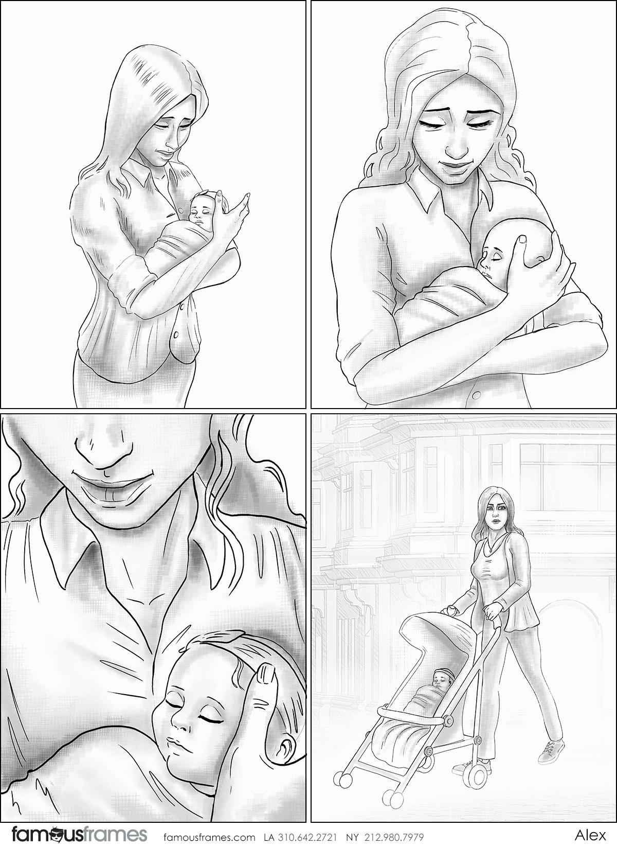 Alex's People - B&W Tone storyboard art (Image #31467_126_1592785035)