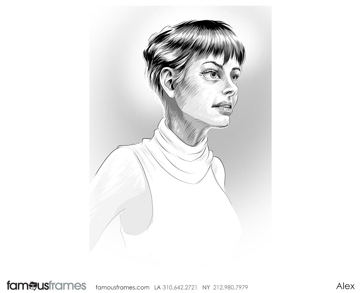Alex's People - B&W Tone storyboard art (Image #31467_17_1592783917)
