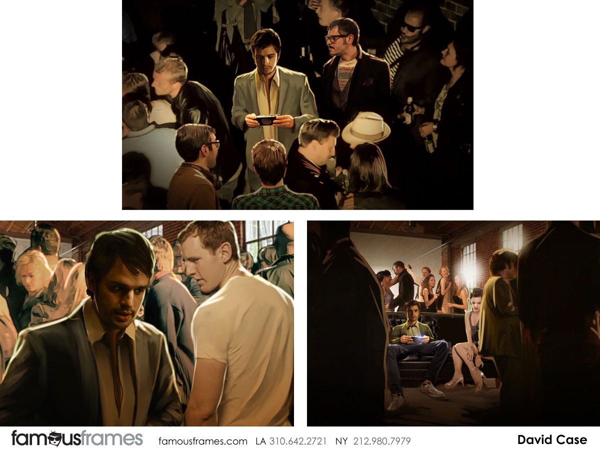 David Case's Photo Frames storyboard art (Image #314_19_1337127705)