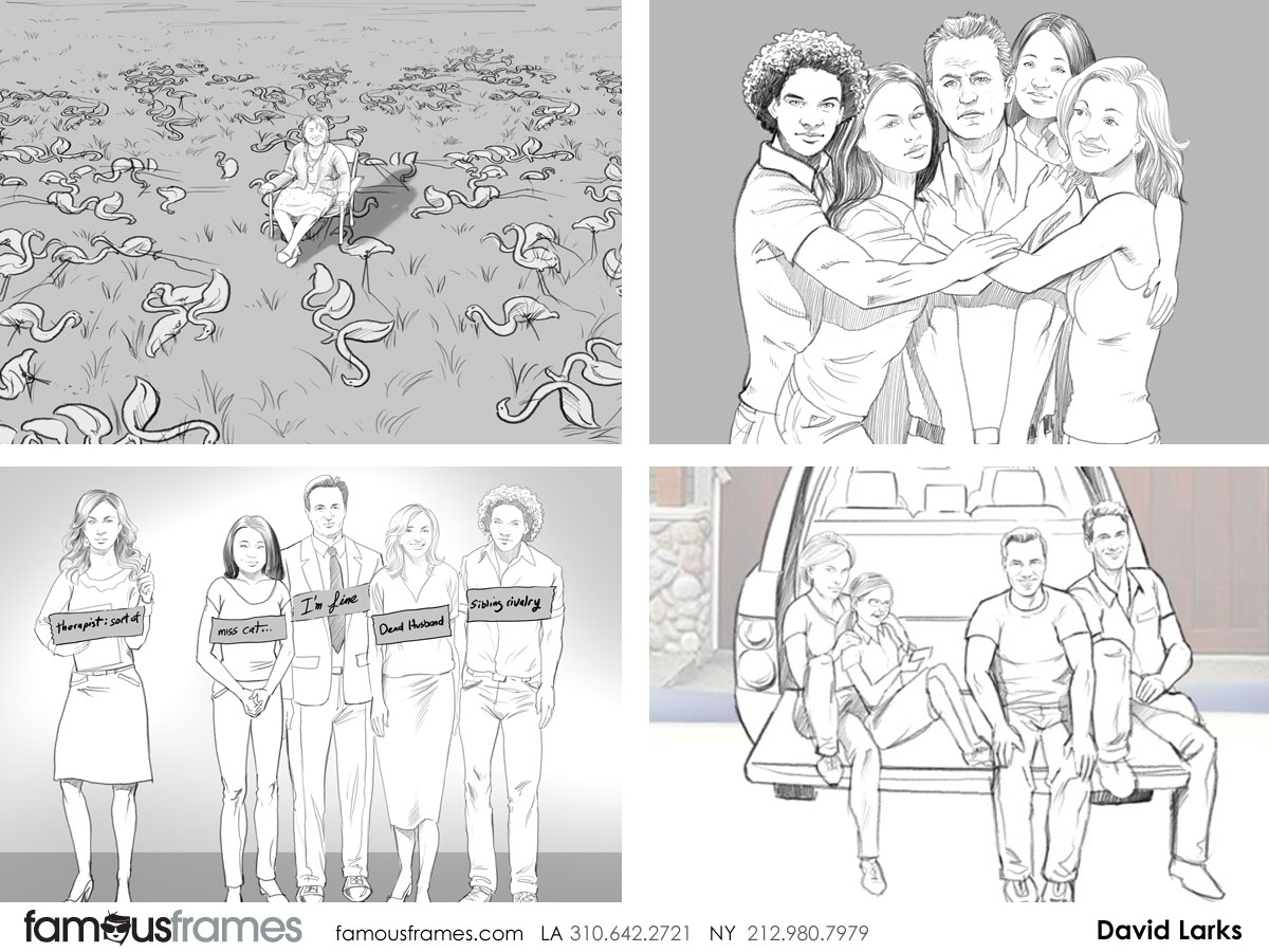 David Larks*'s People - B&W Line storyboard art (Image #317_113_1384910280)