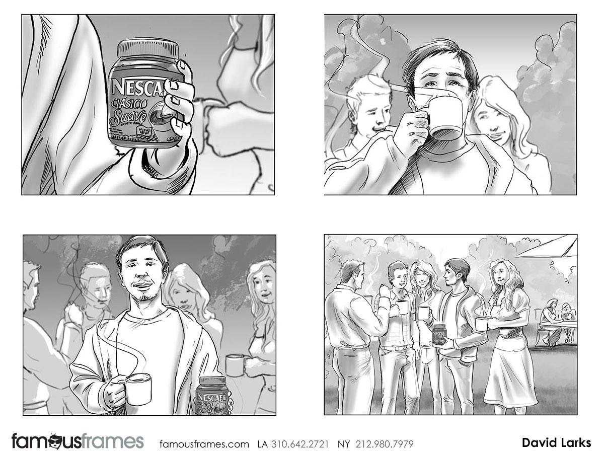 David Larks*'s People - B&W Tone storyboard art (Image #317_113_1384910348)