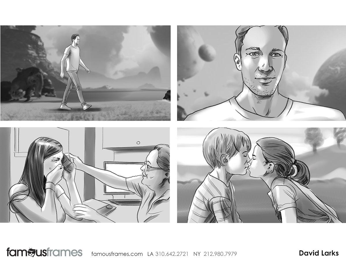 David Larks*'s People - B&W Tone storyboard art (Image #317_113_1471551382)
