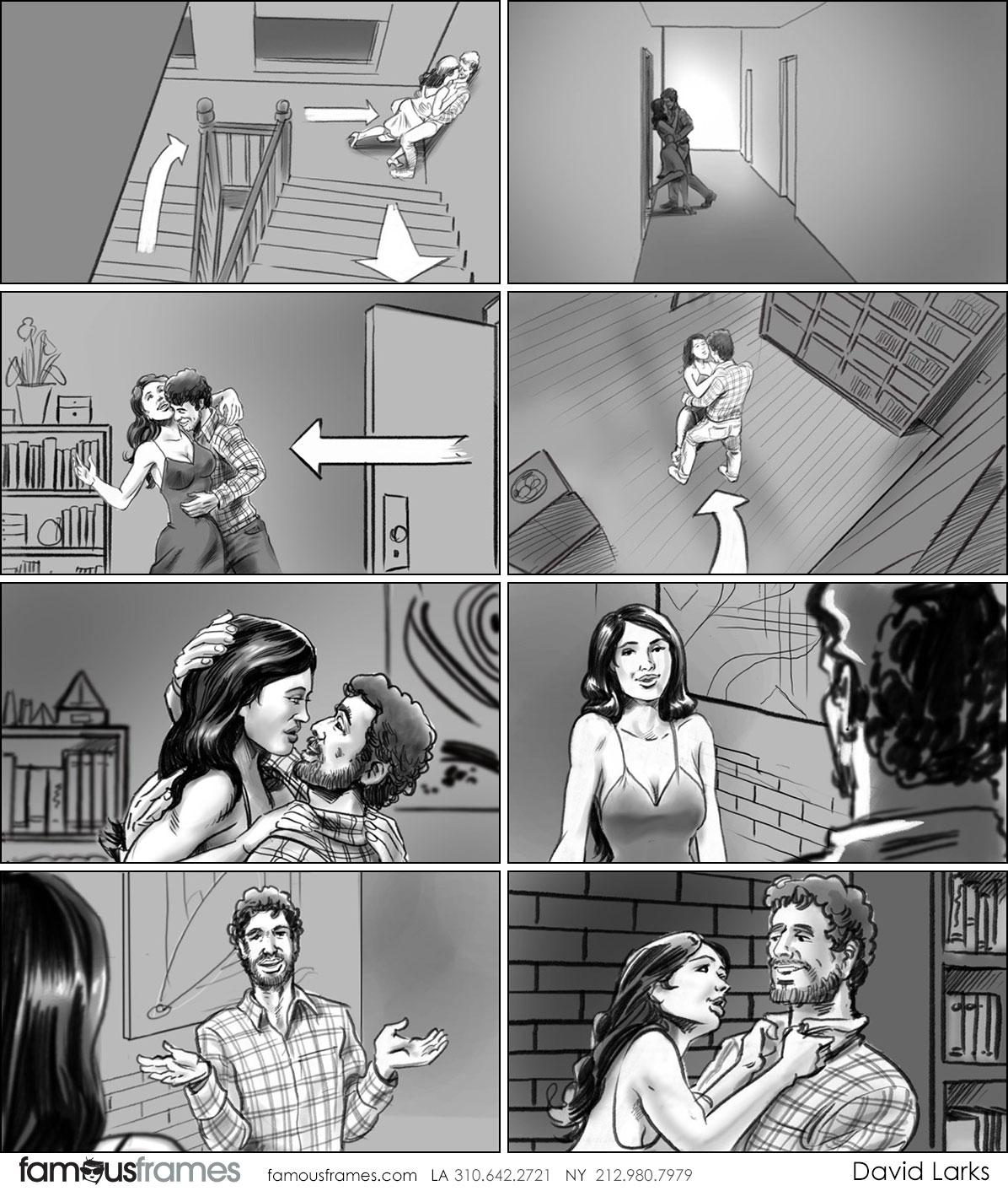 David Larks*'s People - B&W Tone storyboard art (Image #317_113_1493164090)