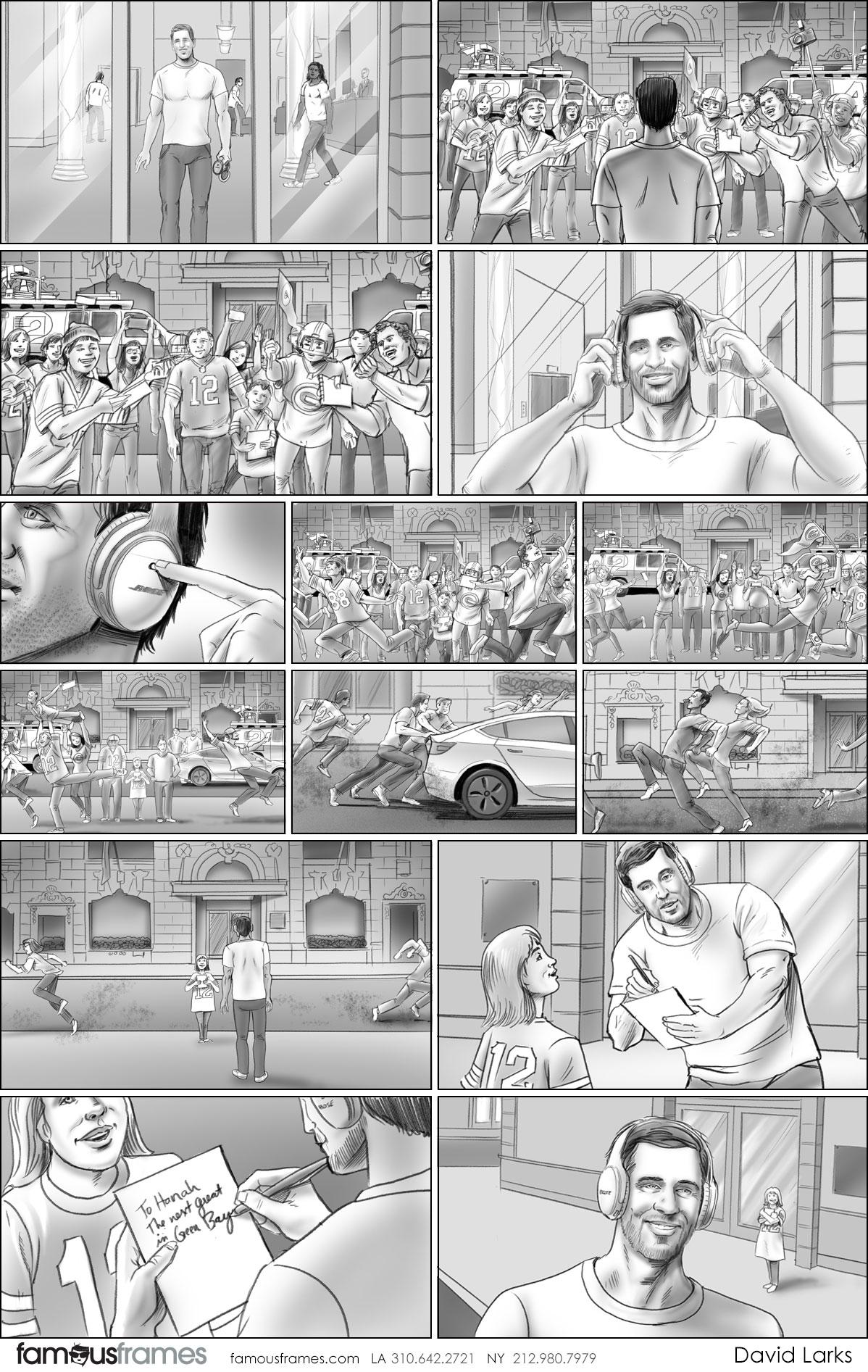 David Larks*'s People - B&W Tone storyboard art (Image #317_113_1584064827)