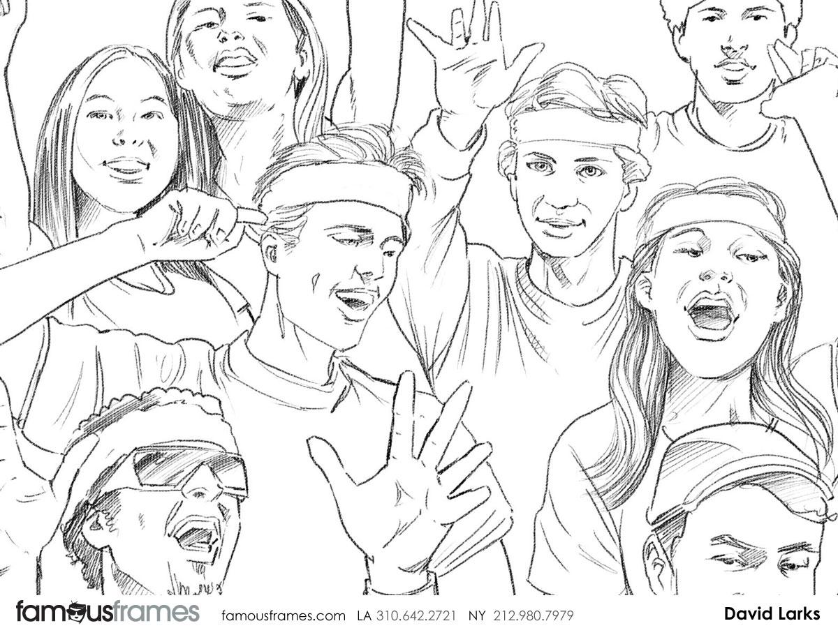 David Larks*'s People - B&W Line storyboard art (Image #317_114_1398192659)