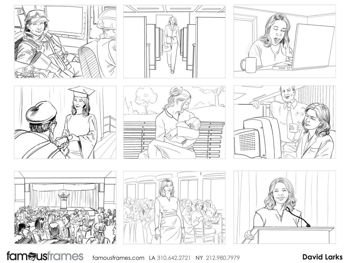 David Larks*'s People - B&W Line storyboard art (Image #317_114_1398192669)