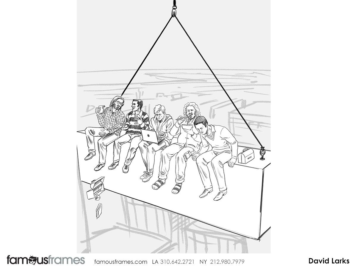 David Larks*'s People - B&W Line storyboard art (Image #317_114_1458692647)