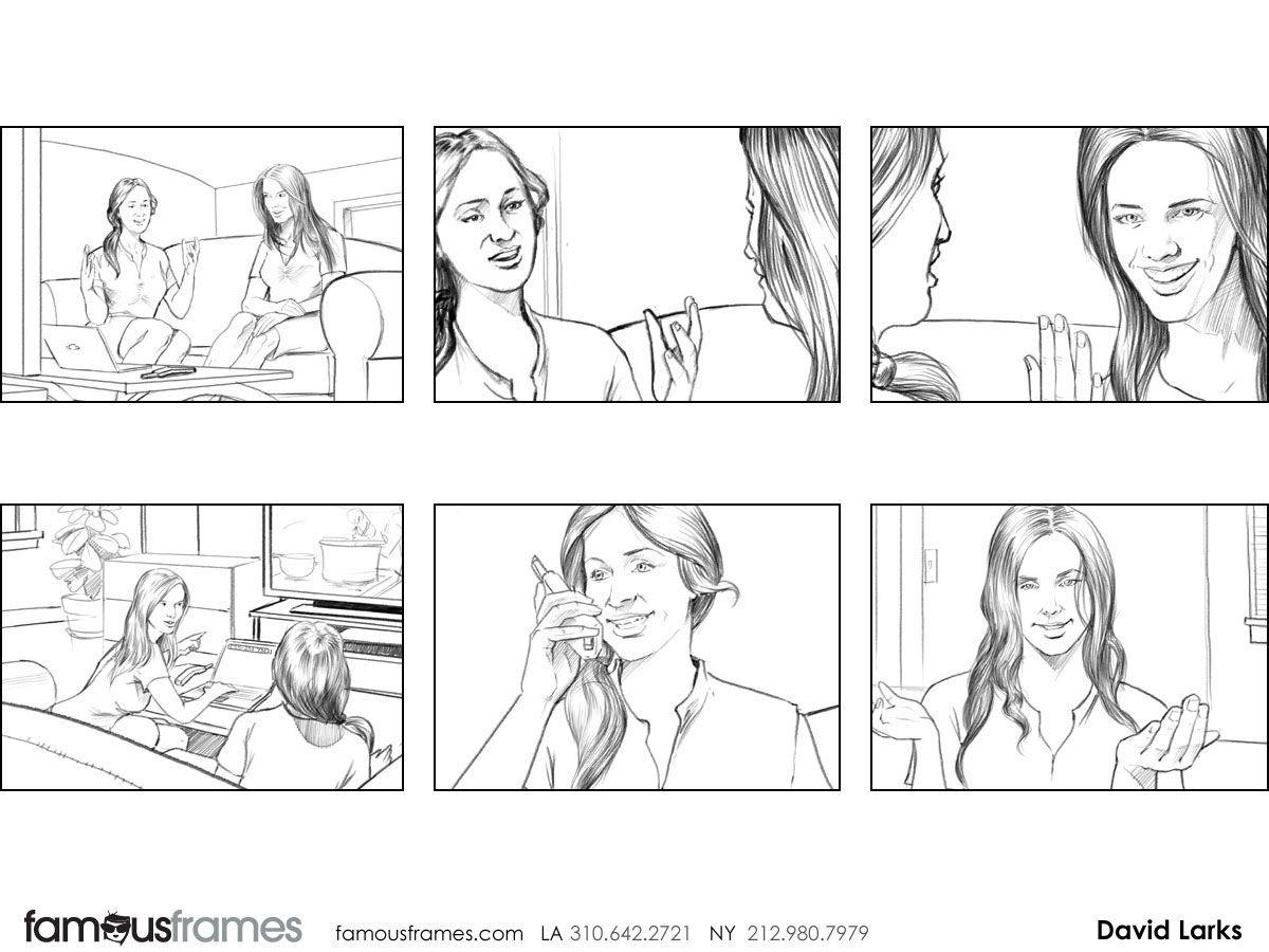 David Larks*'s People - B&W Line storyboard art (Image #317_114_1459207086)