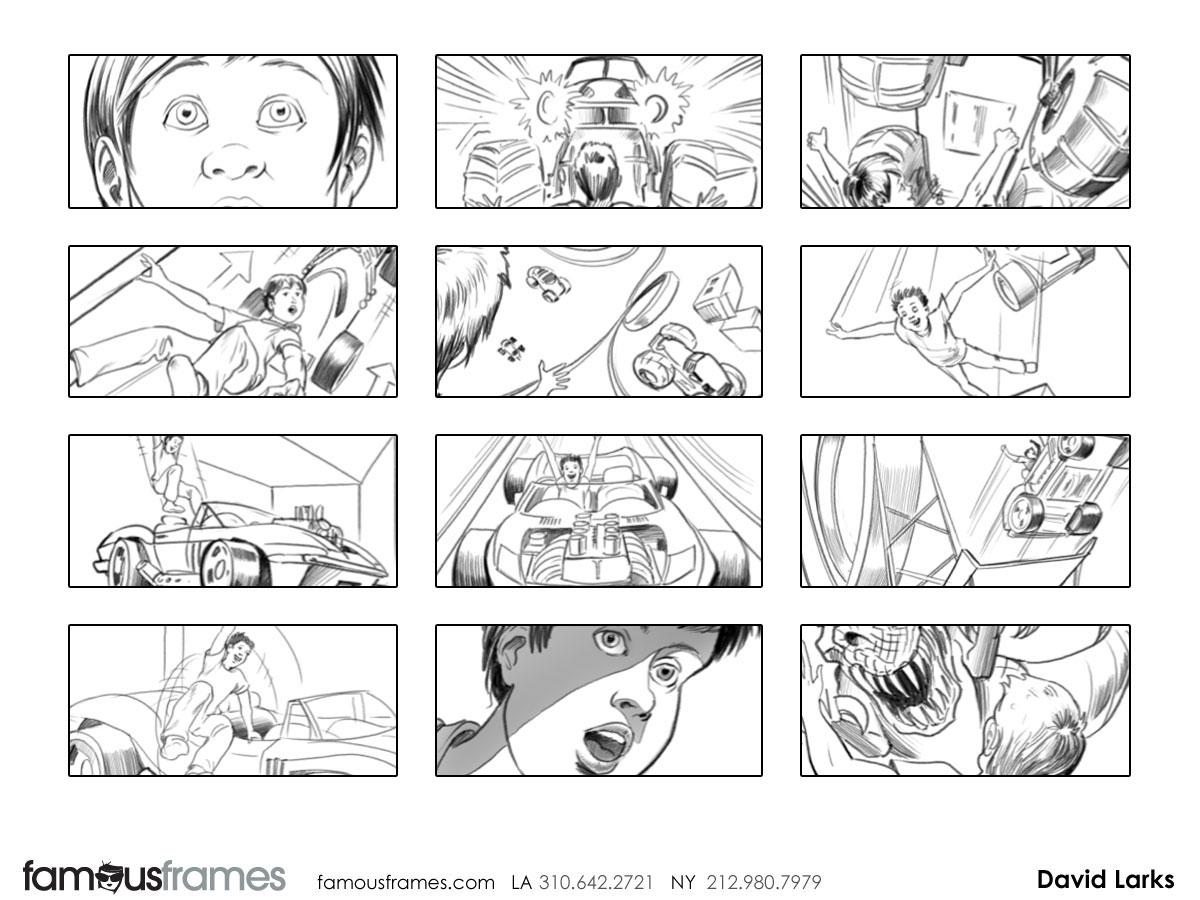 David Larks*'s People - B&W Line storyboard art (Image #317_114_1460058400)